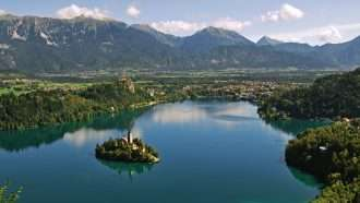 Cycling the Winelands of Slovenia 26