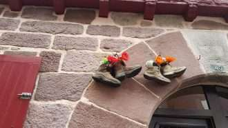 Full Camino Frances: St Jean Pied de Port to Santiago 2