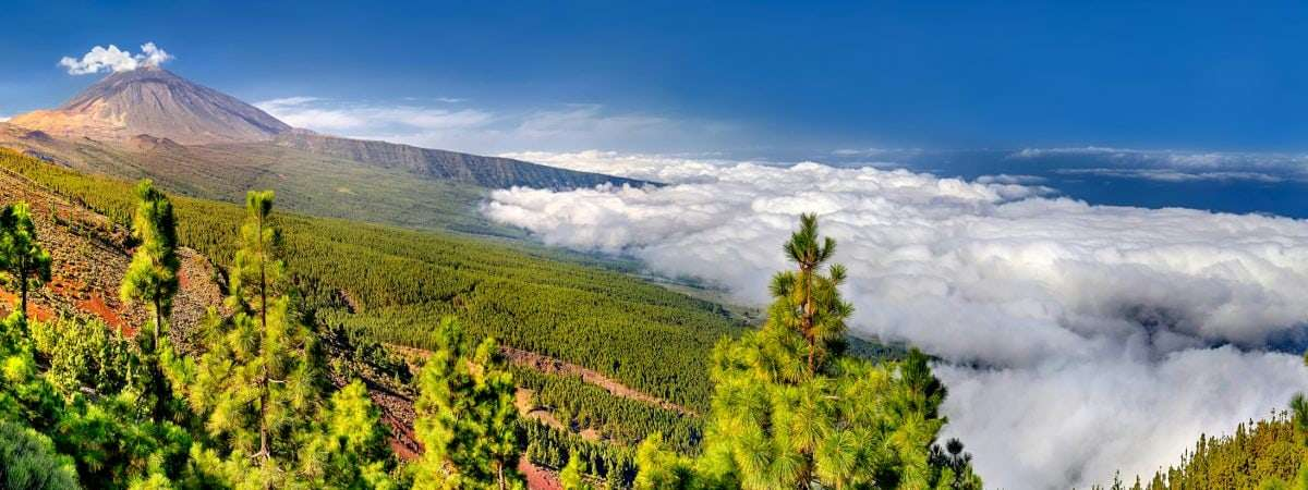 Tenerife and Mount Teide Short Break