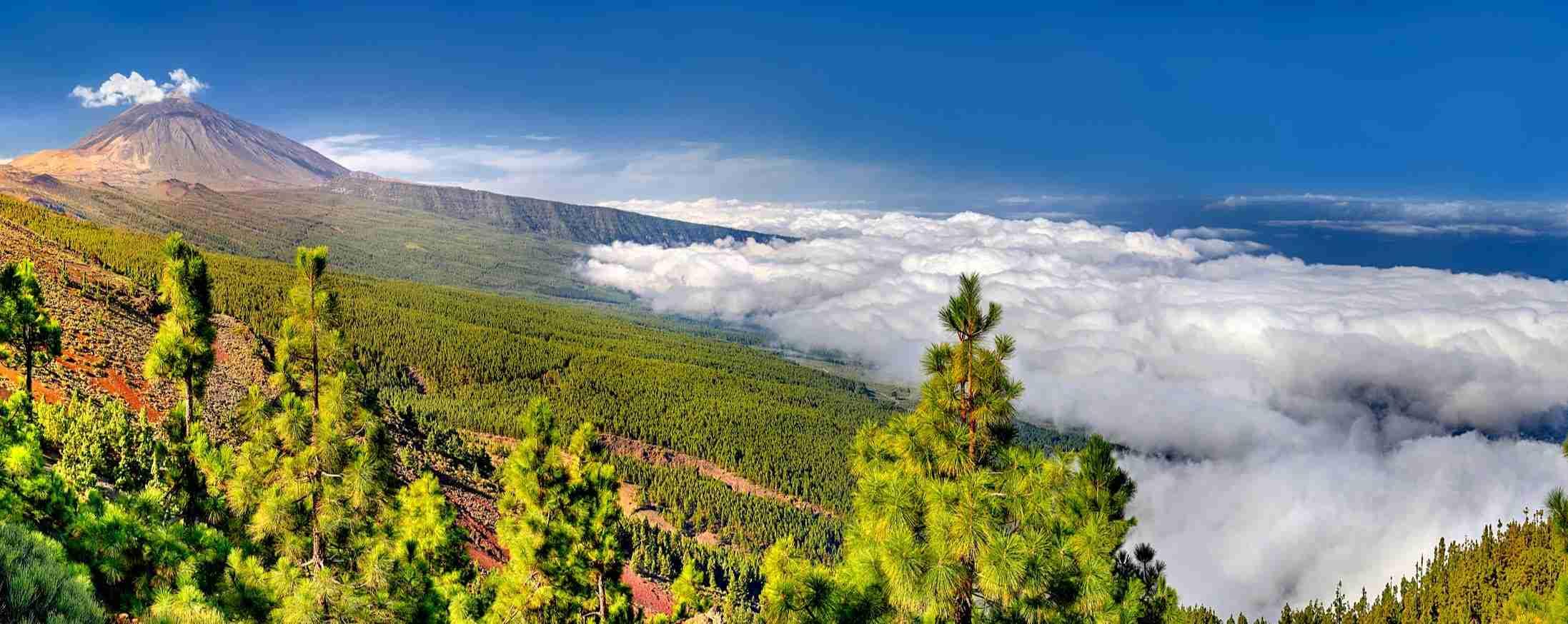 Tenerife and Mount Teide Short Break
