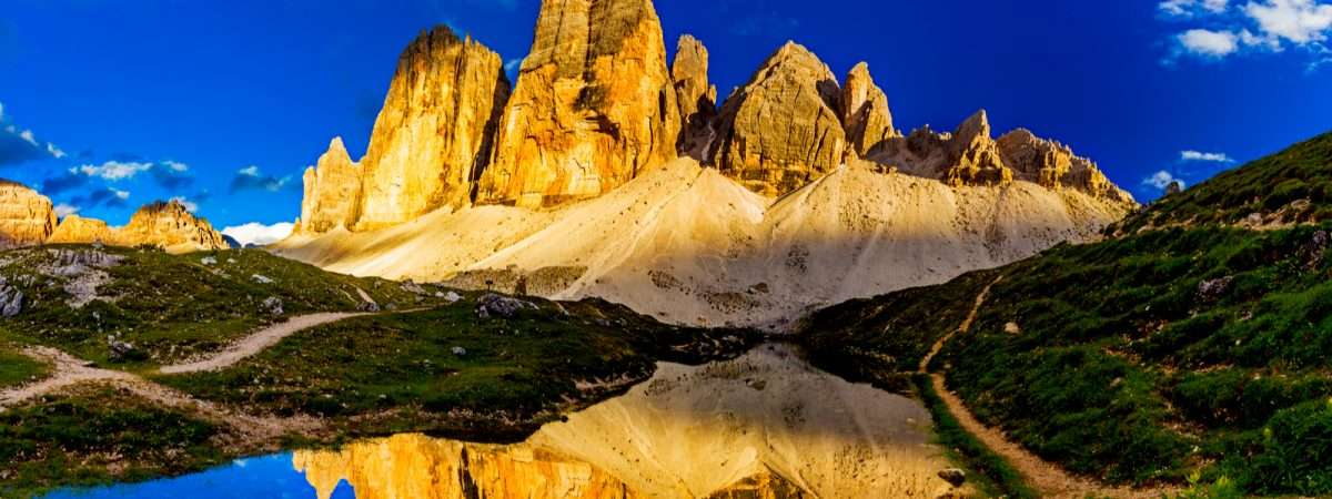 The Grand Traverse: Across the Alps and the Dolomites