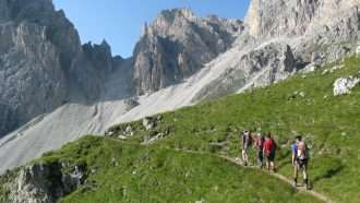 The Grand Traverse: Across the Alps and the Dolomites 9