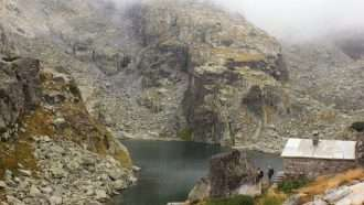 Bulgarian Alps: Rila and Pirin Hut to Hut 43