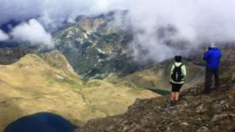 Bulgarian Alps: Rila and Pirin Hut to Hut 47