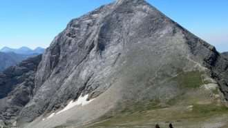 Bulgarian Alps: Rila and Pirin Hut to Hut 55