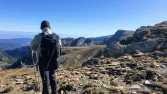 Bulgarian Alps: Rila and Pirin Hut to Hut 56