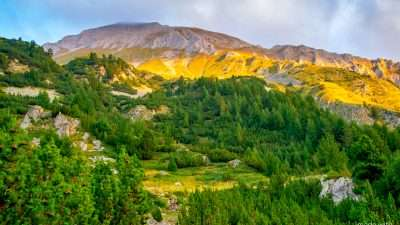 Bulgarian Alps: Rila and Pirin Hut to Hut 59