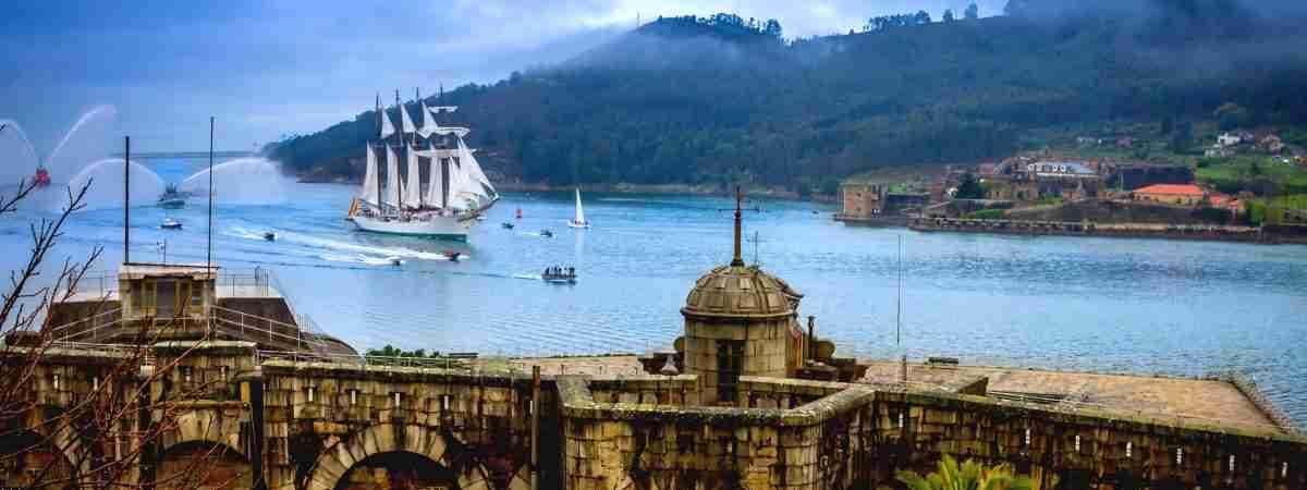 Camino Ingles: Ferrol