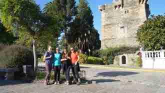 Camino Ingles: Ferrol to Santiago 8