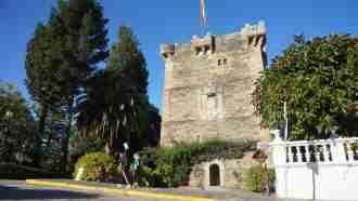 Camino Ingles: Ferrol to Santiago 9