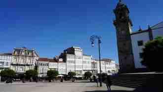 Camino Ingles: Ferrol to Santiago 14