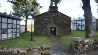 Camino Ingles: Ferrol to Santiago 15