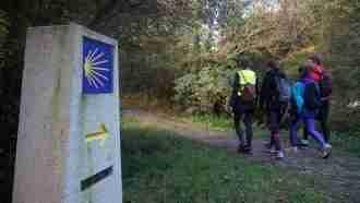 Camino Ingles: Ferrol to Santiago 16