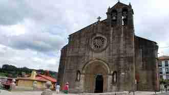 Camino Ingles: Ferrol to Santiago