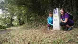 Camino Ingles: Ferrol to Santiago 20