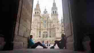 Camino Ingles: Ferrol to Santiago 21