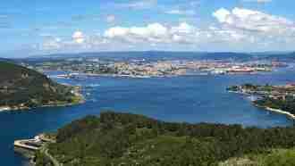 Camino Ingles: Ferrol to Santiago 22