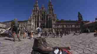 Camino Ingles: Ferrol to Santiago 24
