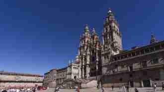 Camino Ingles: Ferrol to Santiago 25