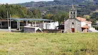 Camino Ingles: Ferrol to Santiago 26