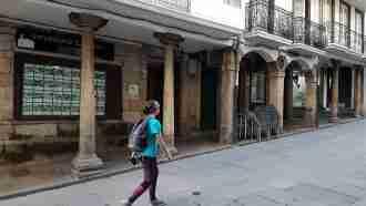 Camino Ingles: Ferrol to Santiago 27