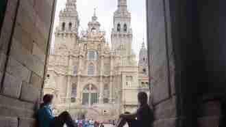 Camino Ingles: Ferrol to Santiago 28