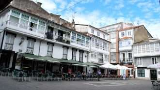 Camino Ingles: Ferrol to Santiago 29