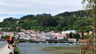 Camino Ingles: Ferrol to Santiago 30