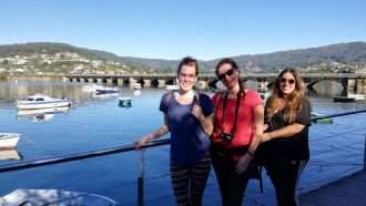 Camino Ingles: Ferrol to Santiago 31