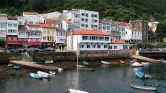 Camino Ingles: Ferrol to Santiago 32
