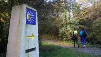 Camino Ingles: Ferrol to Santiago 34