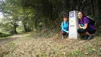 Camino Ingles: Ferrol to Santiago 35