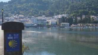 Camino Ingles: Ferrol to Santiago 7