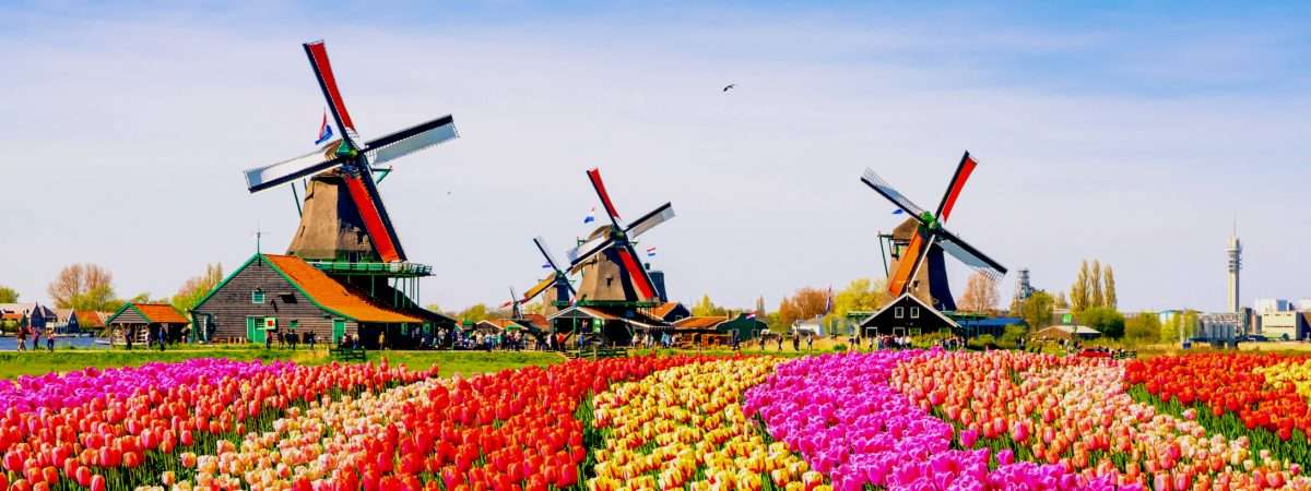 Netherlands Cycling Holidays