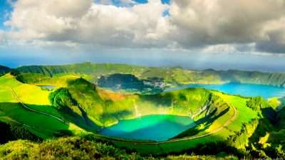 São Miguel: The Green Island