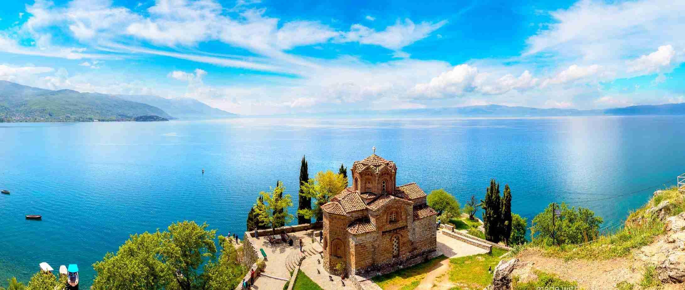 Trails of North Macedonia