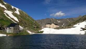 Via Francigena in Switzerland: Lausanne to Aosta 15