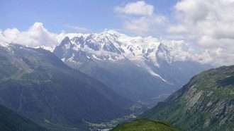 Via Francigena in Switzerland: Lausanne to Aosta 16
