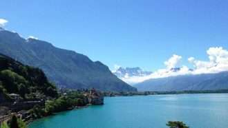 Via Francigena in Switzerland: Lausanne to Aosta 19