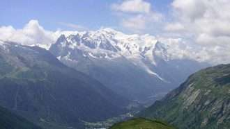 Via Francigena in Switzerland: Lausanne to Aosta 22