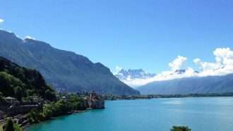 Via Francigena in Switzerland: Lausanne to Aosta 25