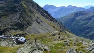 Via Francigena in Switzerland: Lausanne to Aosta 31
