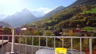 Via Francigena in Switzerland: Lausanne to Aosta 36