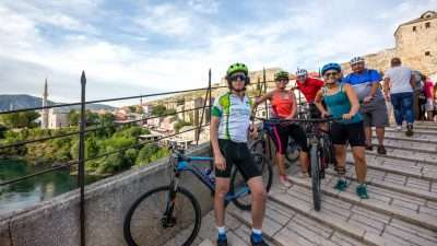 Cycling from Sarajevo to Dubrovnik 22