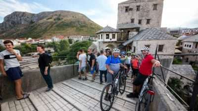 Cycling from Sarajevo to Dubrovnik 33