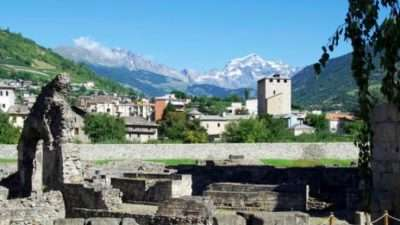 High Trails of Valle d'Aosta 4