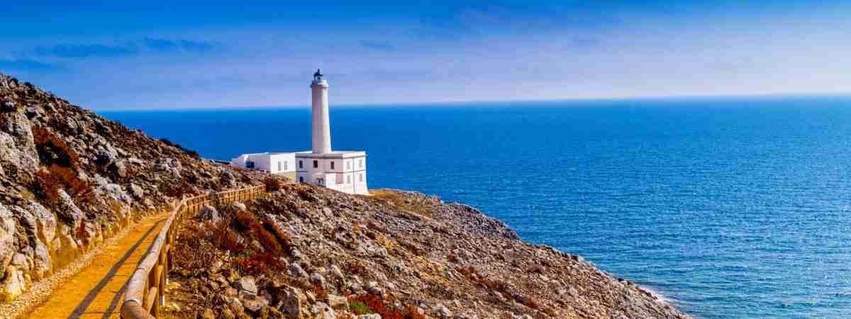Puglia Coastal Trails: Otranto to Finisterra
