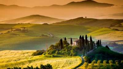 The Heart of Tuscany: Montepulciano to Siena