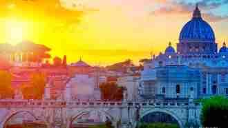 Via Francigena Last 100 km: Montefiascone to Rome