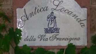 Via Francigena Final Stage: Montefiascone to Rome 21